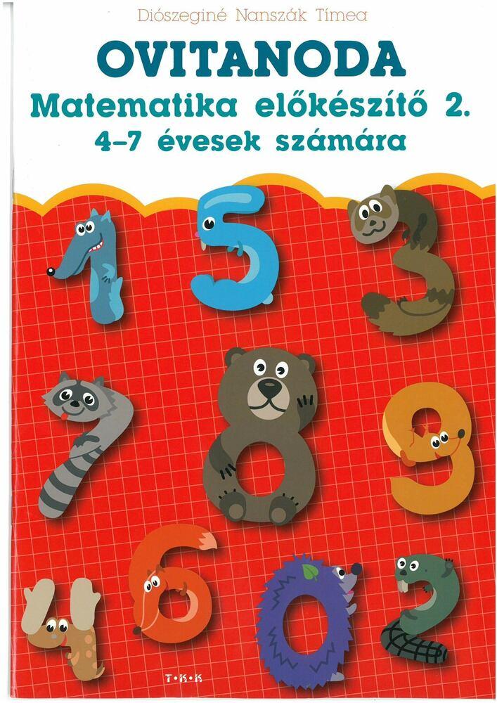 Ovitanoda - Matematika előkészítő 2.
