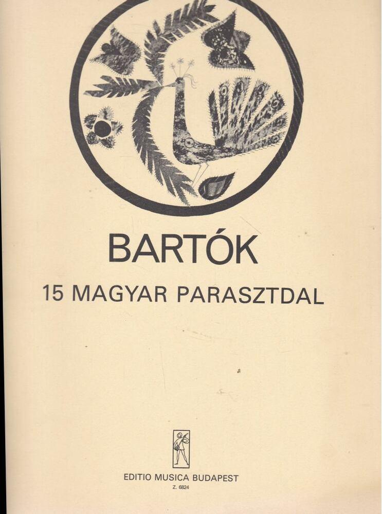 15 magyar parasztdal