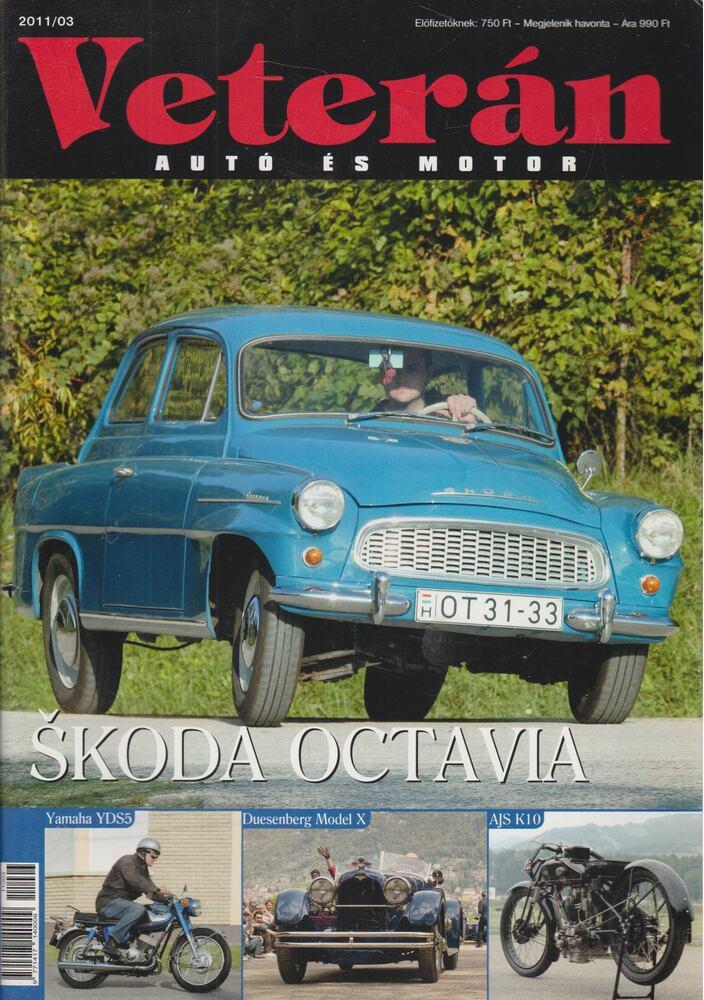 Veterán autó és motor 2011/3