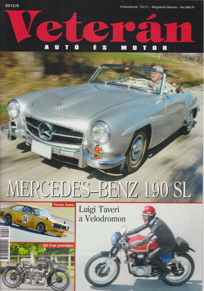 Veterán autó és motor 2012/6