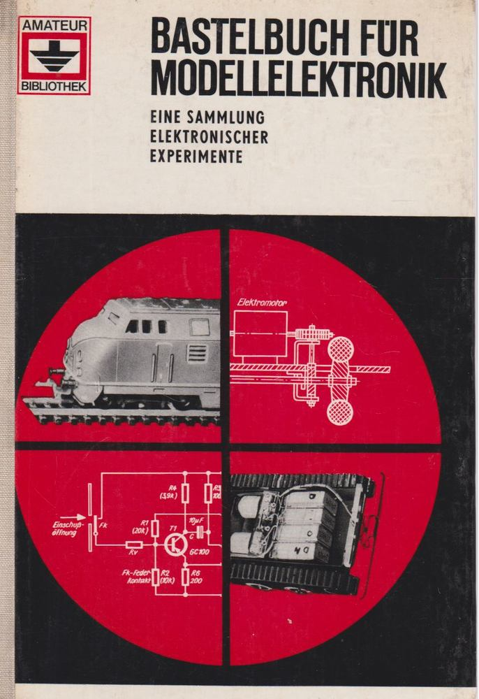 Bastelbuch für Modellelektronik