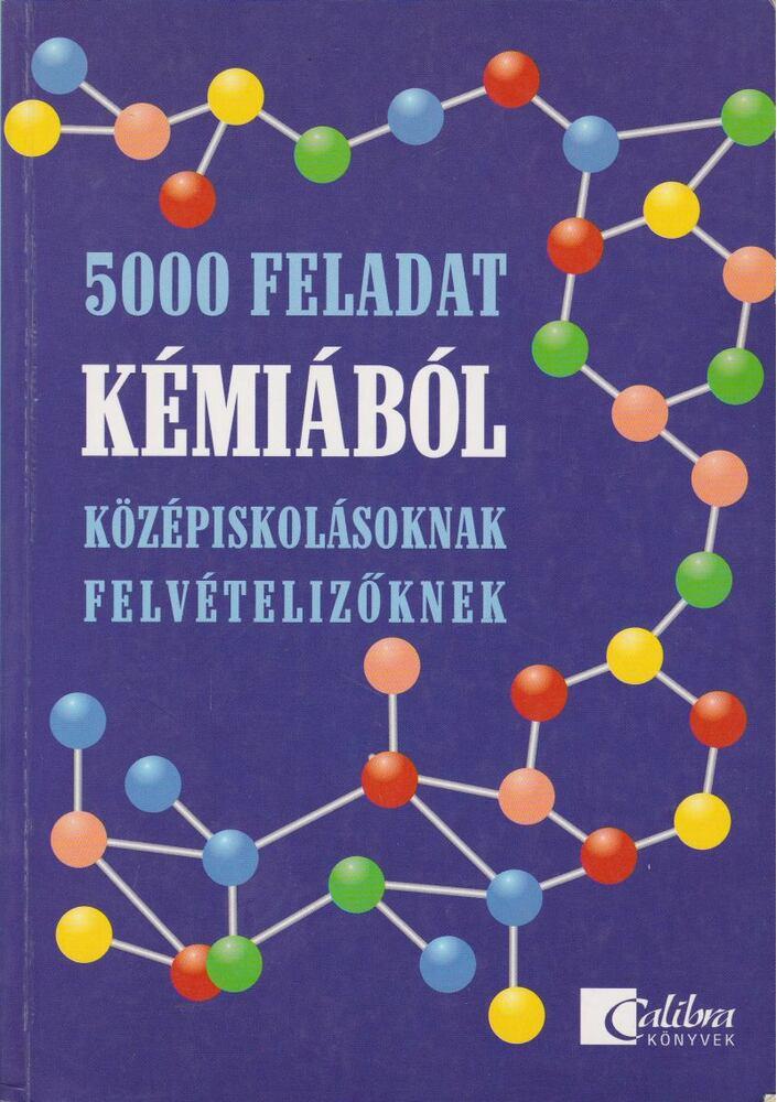 5000 feladat kémiából