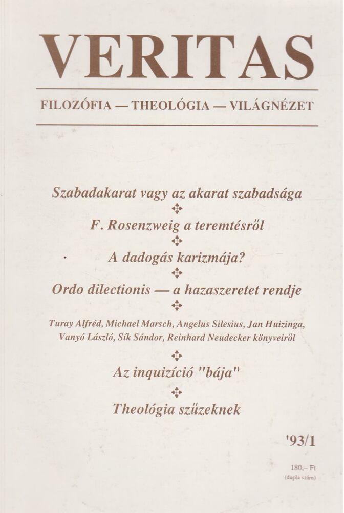 Veritas 1993/1