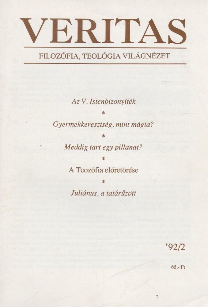 Veritas 1992/2