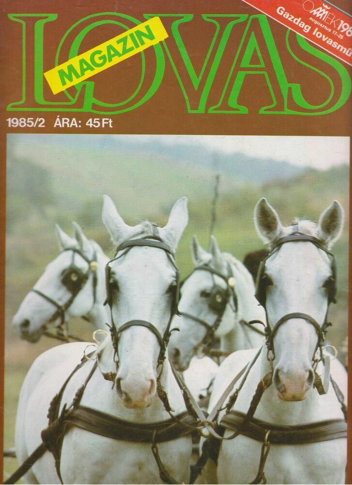 Lovas magazin 1985/2