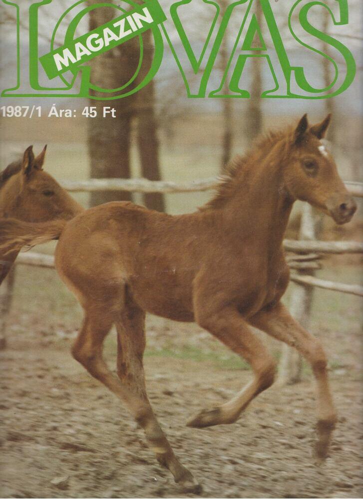 Lovas magazin 1987/1