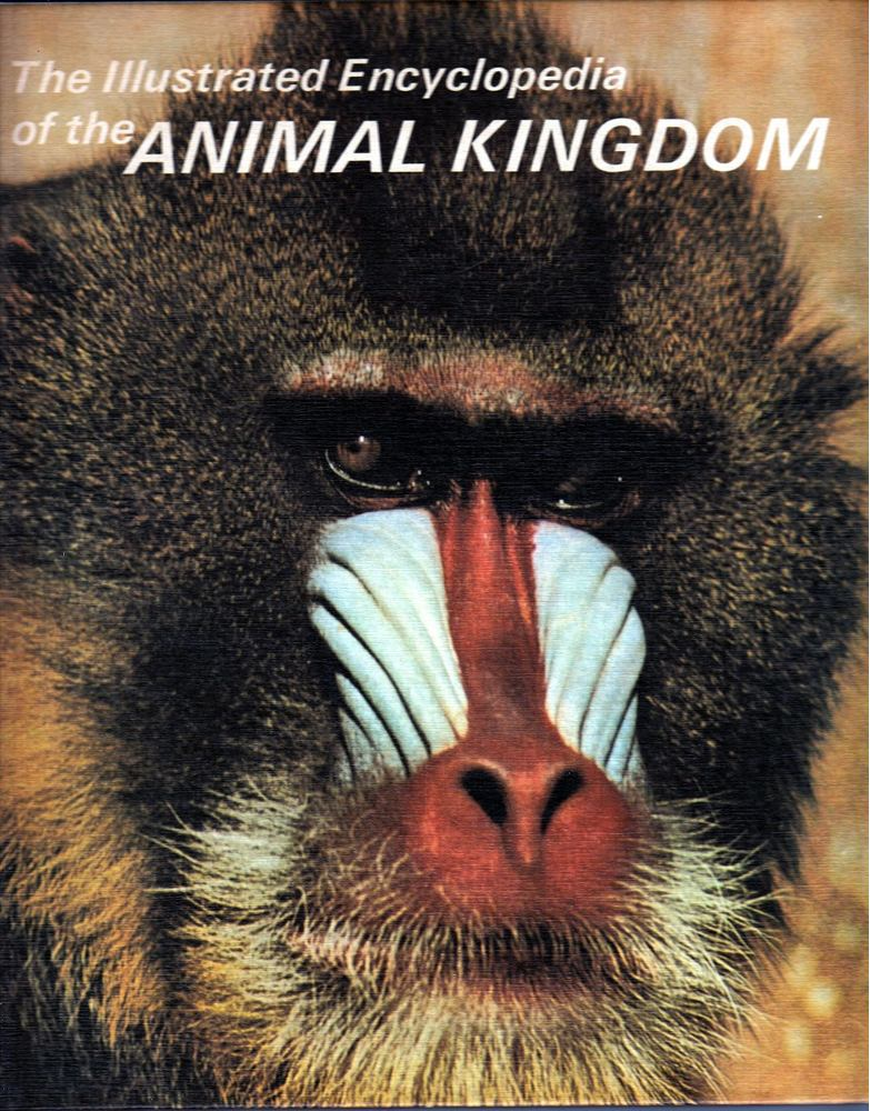 The illustrated encyclopedia of the Animal Kingdom
