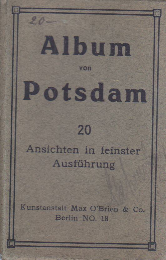 Album von Potsdam