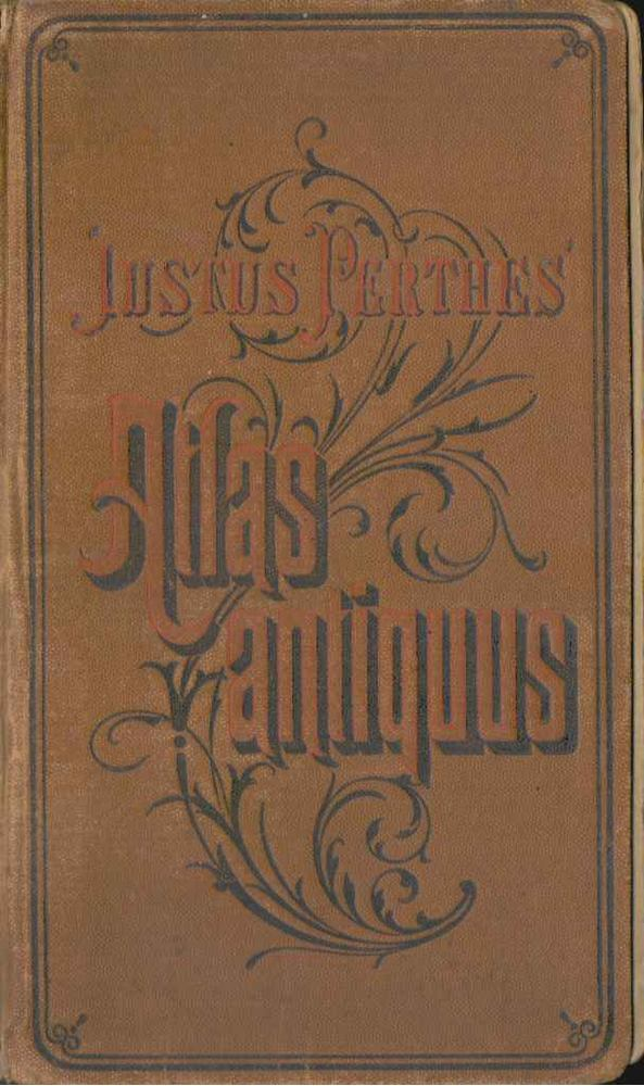 Justus Perthes' Atlas Antiquus