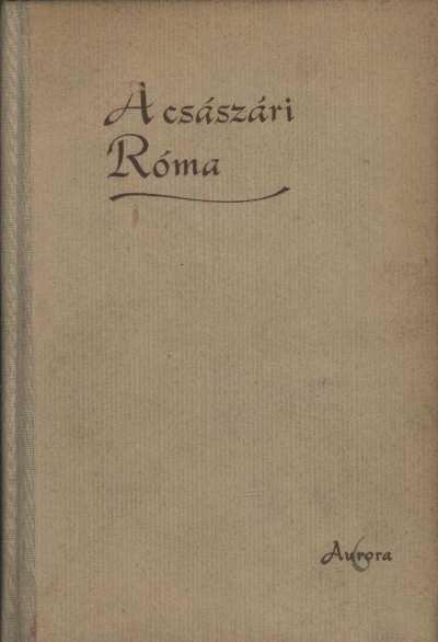 A császári Róma
