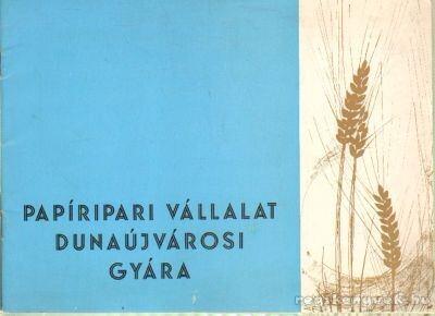 Papíripari Vállalat Dunaújvárosi Gyára