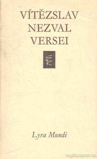 Vítezslav Nezval versei