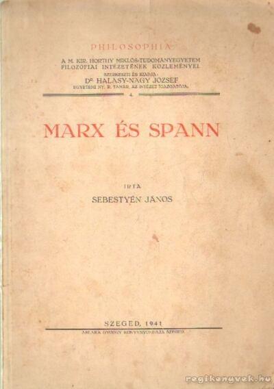 Marx és Spann