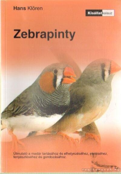 Zebrapinty