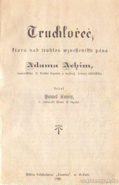 Truchlorec