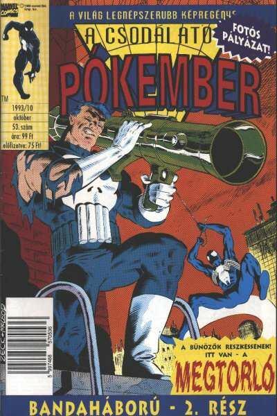 A Csodálatos Pókember 1993/10. 53. szám