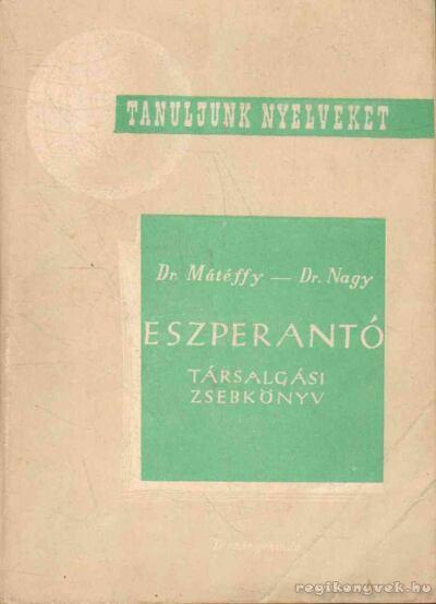 Eszperantó
