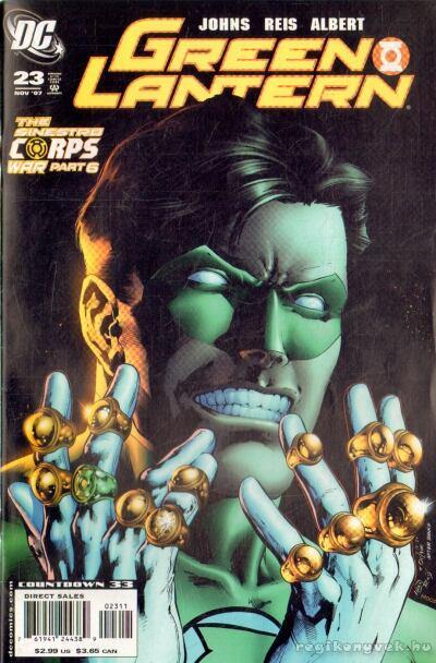 Green Lantern 23.