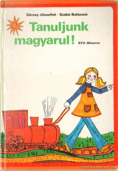 Tanuljunk magyarul!