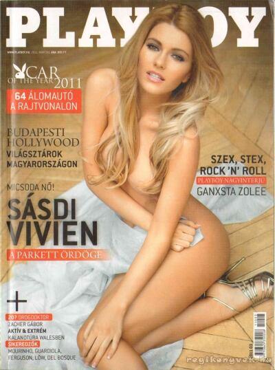 Playboy 2011. március