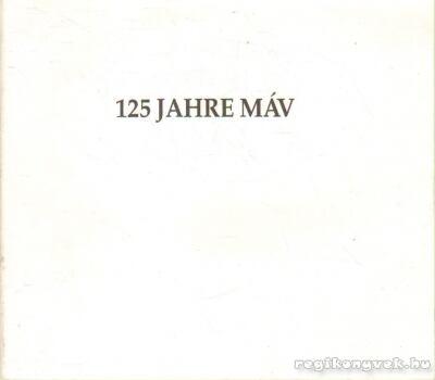 125 jahre MÁV