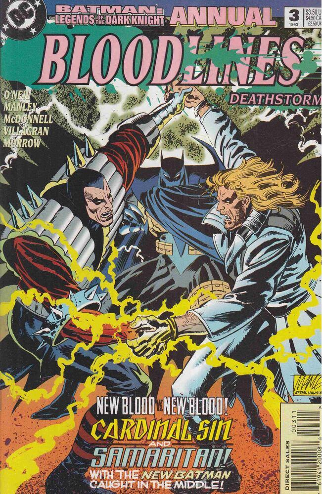 Batman: Legends of the Dark Knight Annual 3.