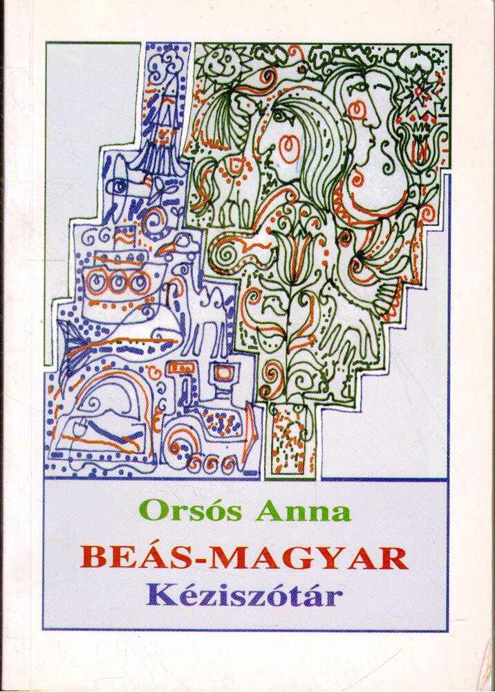 Beás-magyar kéziszótár