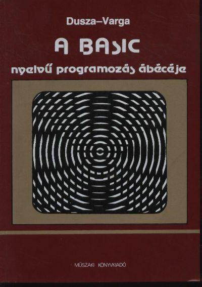 A BASIC nyelvű programozás ábécéje