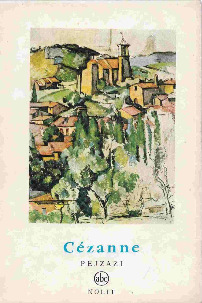 Cézanne Pejzazi