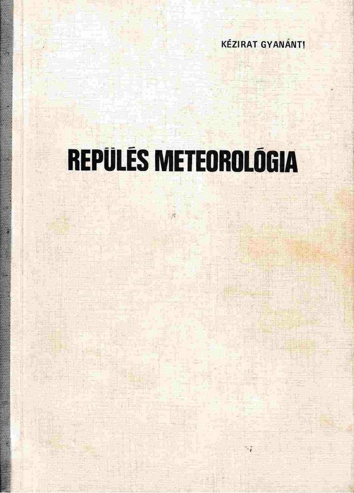 Repülés meteorológia