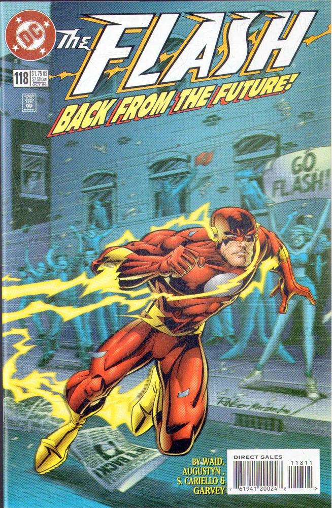 The Flash 118.