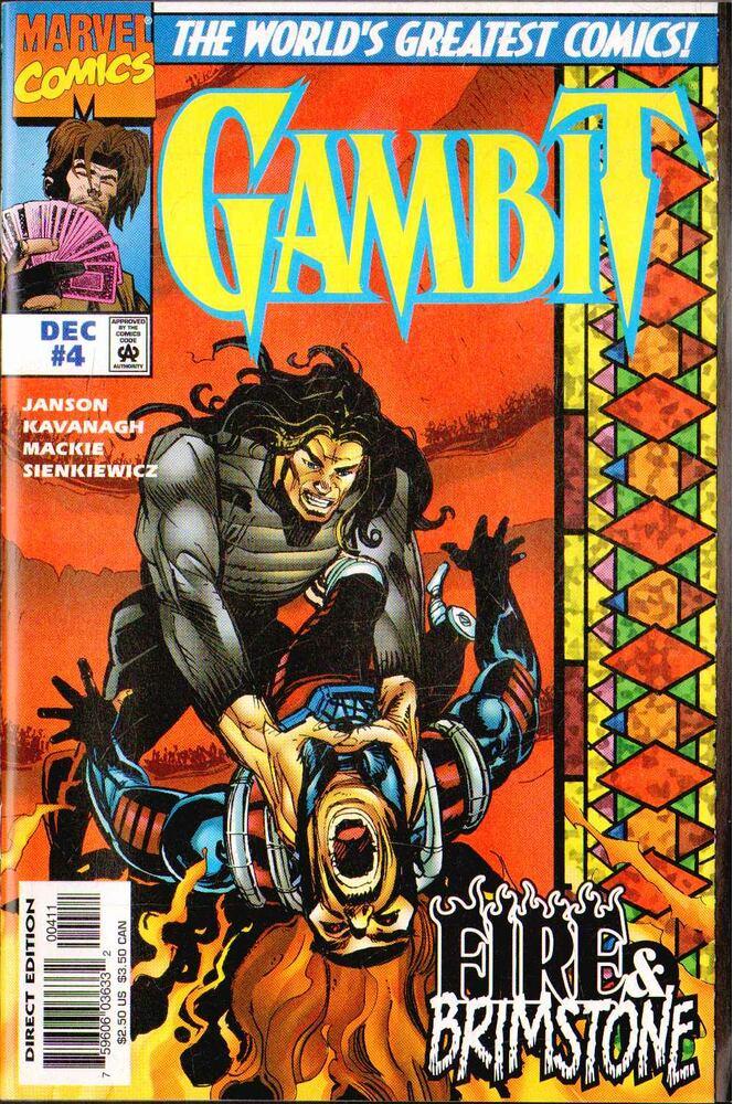 Gambit Vol. 1. No. 4