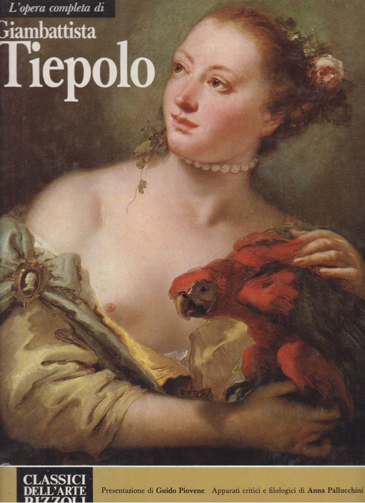 L'opera completa di Giambattista Tiepolo
