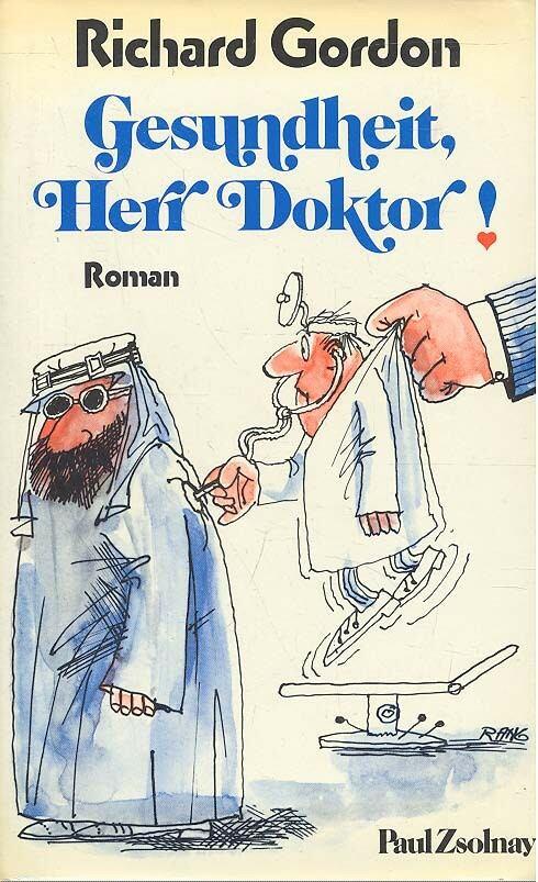 Gesundheit, Herr Doktor!