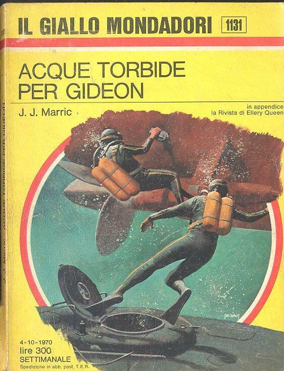 Acque torbide per Gideon
