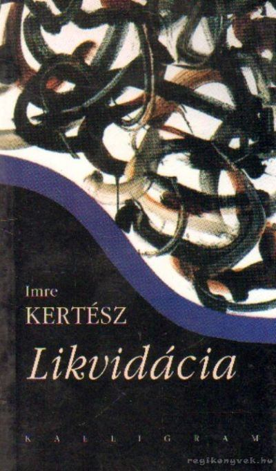 Likvidácia - Felszámolás (szlovák nyelvű)