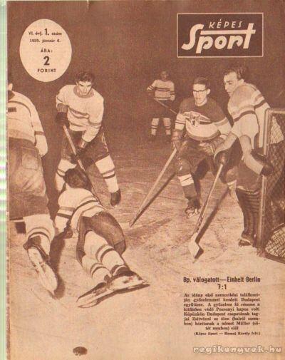 Képes Sport 1959. VI. évfolyam (teljes)