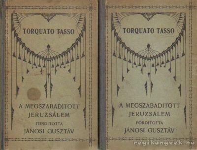 A megszabadított Jeruzsálem I-II. kötet