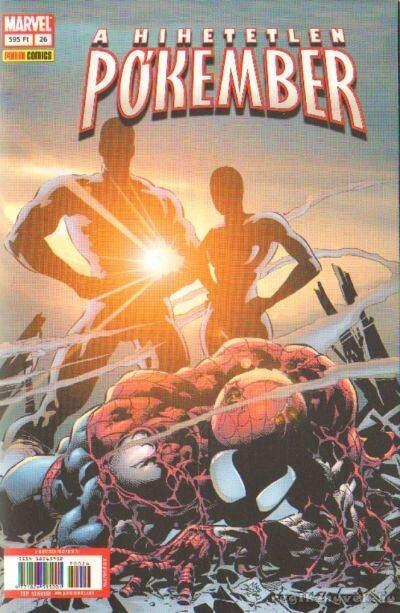 A Hihetetlen Pókember 2007. november 26. szám