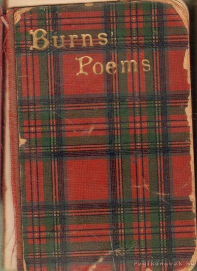 The poetical works of Robert Burns (mini)