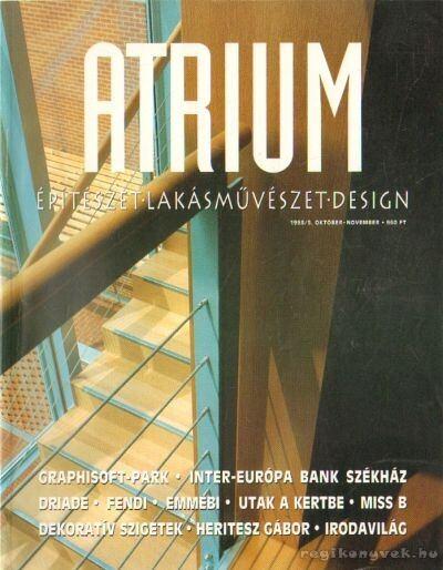 Atrium 1998/5. október-november