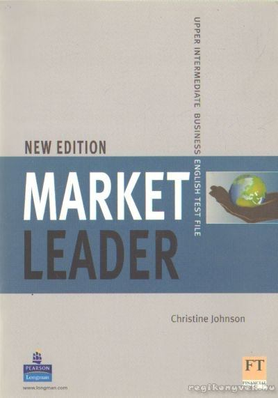 Market Leader Upper Intermediate Business English Test file