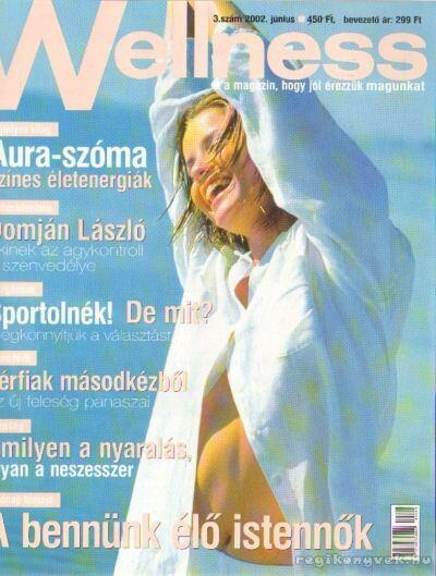 Wellness 2002. 3. szám június