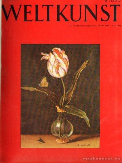 Weltkunst 1972. XLII Jahrgang 13-24. (fél évfolyam)