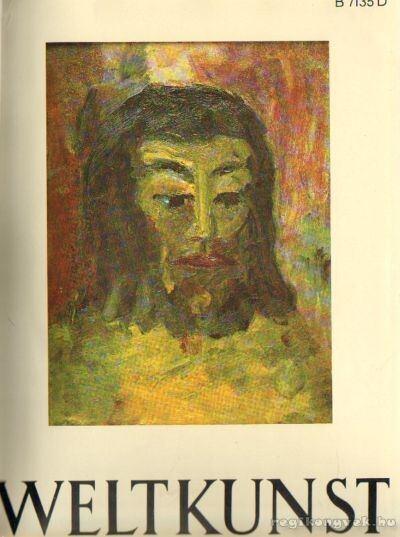 Weltkunst 1973. XLIII. Jahrgang 13-24. (fél évfolyam)