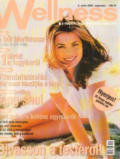 Wellness 2002/5. szám augusztus