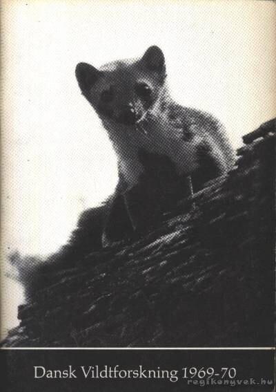 Dansk Vildtforskning 1969-70