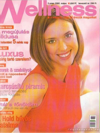 Wellness 2002. 2. szám május