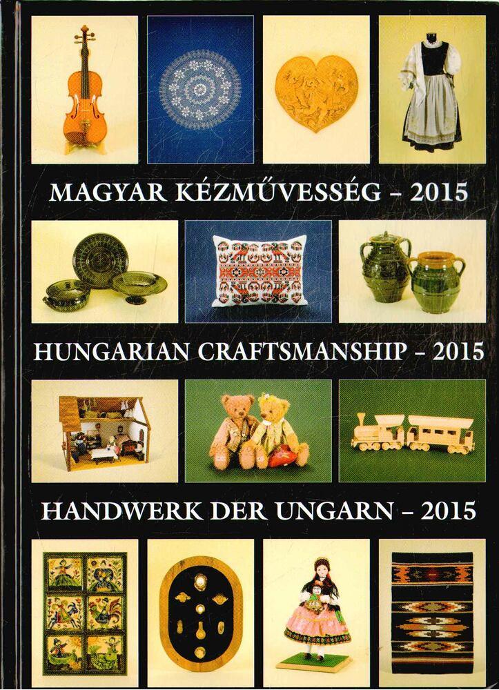 Magyar kézművesség - 2015