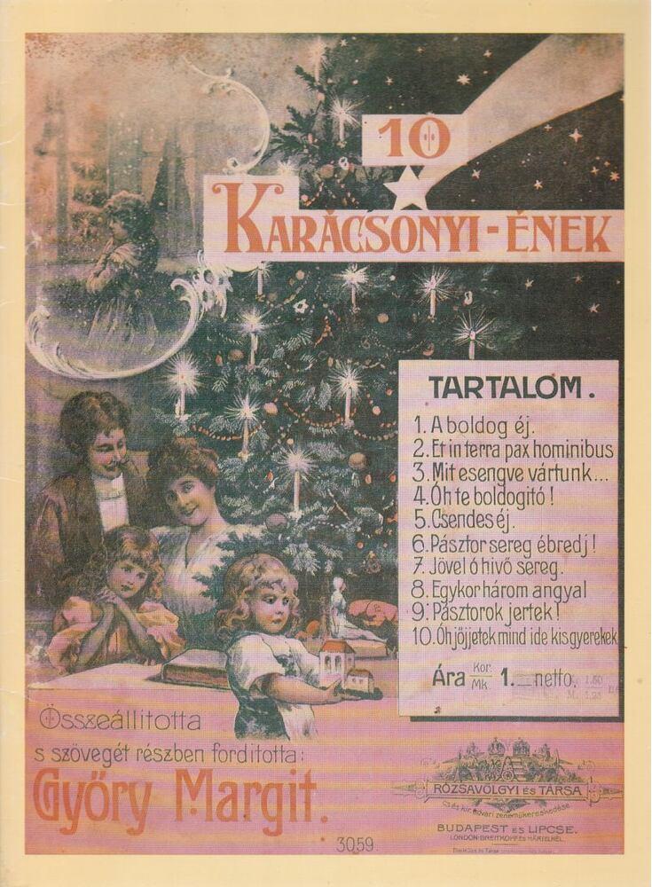 10 karácsonyi-ének